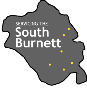 South Burnett Map