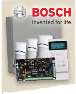 Bosch Logo Bosch 3000 Alarm System