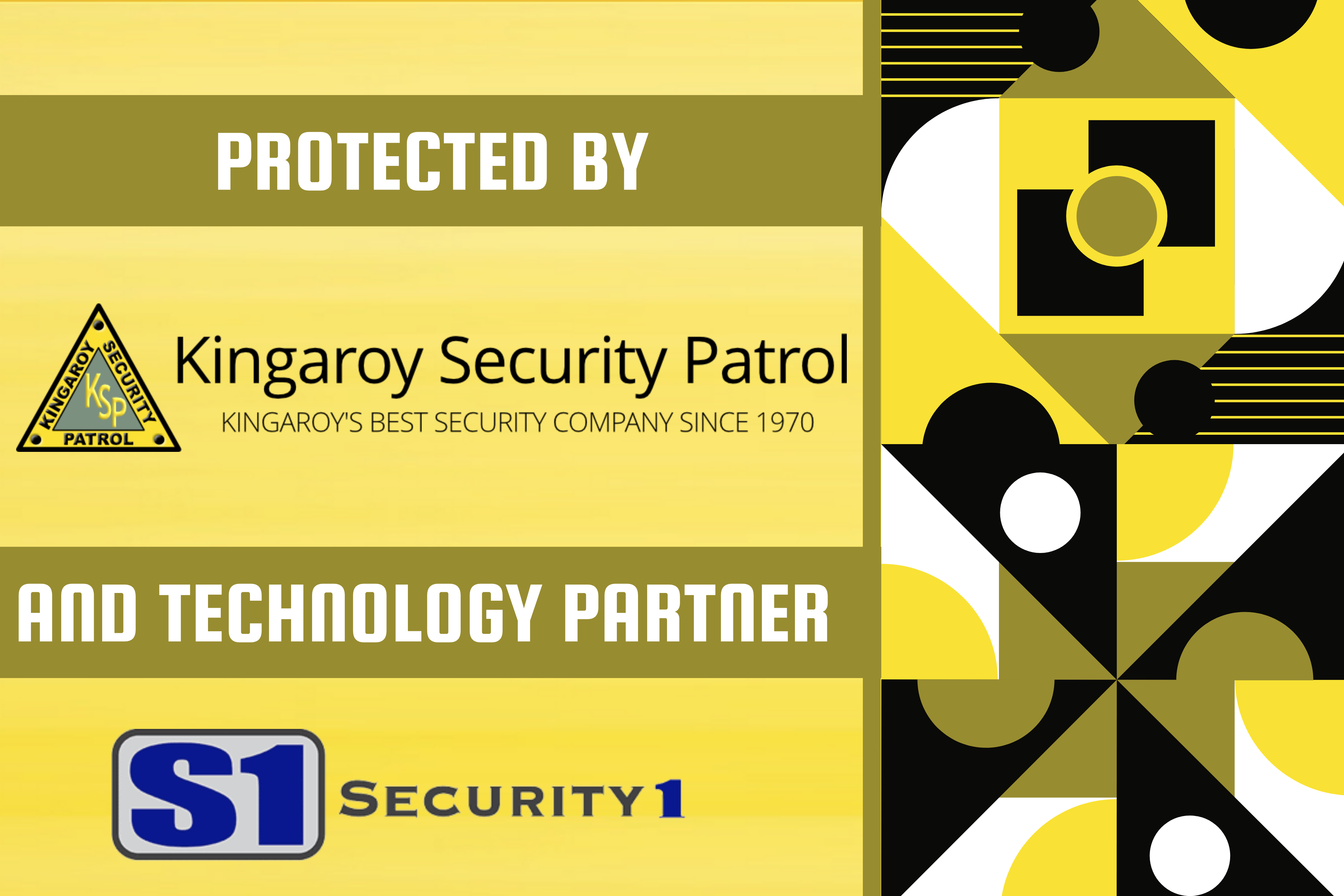 Kingaroy Security Patrol partners with S1 Security